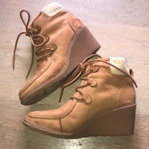Women's Mad Love brand booties size 7